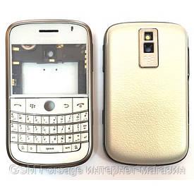 Задняя часть корпуса BlackBerry 9000 White orig