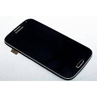 Дисплей Samsung Galaxy S4 GT-I9500 Original comlete with frame Black 100%
