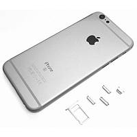 Крышка задняя iPhone 6S  (4,7'') Gray