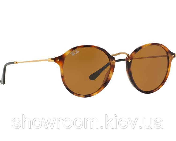 Мужские солнцезащитные очки в стиле Ray Ban 2447 1160 leo Lux