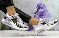 Польские кроссовки в стиле AIR MAX Platinum