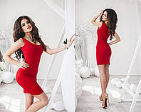 Силуэтное платье 11- 1068