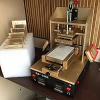 Аппарат для отделения стекла от дисплея 5 в 1 (сепаратор с вакуумным насосом)