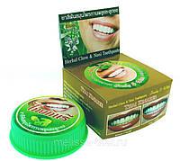 Тайский зубной порошок с экстрактом нони для чувствительных зубов и десен