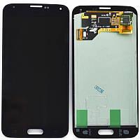 Дисплей Samsung Galaxy S5 G900H Original comlete   Black 100%