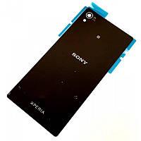 Задняя часть корпуса Sony Xperia Z4 Black