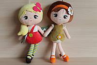 Кукла Лина, мягкая игрушка тм Левеня
