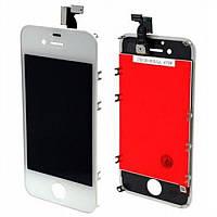 Дисплей iPhone 4S   White Hight Copy