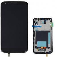 Дисплей LG G2 D800 / D805 / D808 / E940 / F320 complete + рамка