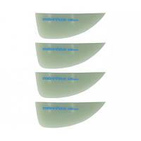 К (Cabrinha) 45MM FINS G10 14 (плавці - комплект) + сертификат на 150 грн в подарок (код 125-69150)