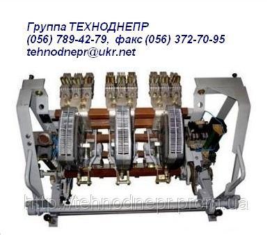 Выключатель АВМ15 АВМ15С АВМ15Н 1500А стационарный ручной привод