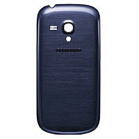 Задняя часть корпуса Samsung Galaxy S III Mini I8190  Blue orig