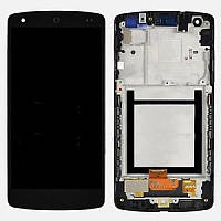 Дисплей LG Nexus 5 D820/D821  complete Black with frame