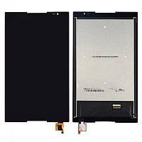 Дисплей Lenovo Tab S8-50F complete  Black