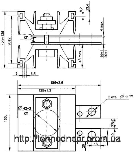 Охладитель О143-150