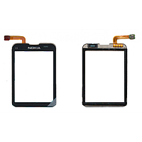 Тачскрин Nokia C3 black Taiwan