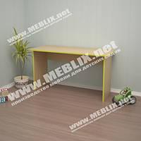 Стол для детского сада ДСП двухместный