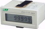 Счетчик импульсов CLI-11T, CLI-01, CLI-02