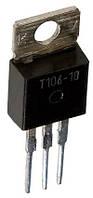 Тиристор Т106-10-4
