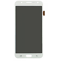 Дисплей Samsung Galaxy J7 SM-J700H Original complete with touch White