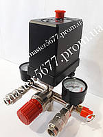 Автоматика для компрессора Миол в сборе 380V, 20a