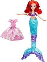 Принцесса Ариель, Превращающаяся из русалки в девушку, Disney Princess