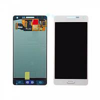 Дисплей Samsung Galaxy A5 SM-A500F Original complete White