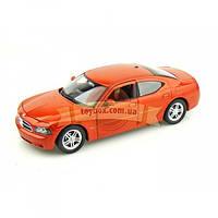 Welly.Машинка металл 1:24 DODGE 2006 CHARGER