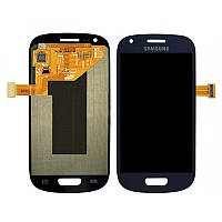 Дисплей Samsung Galaxy S III Mini I8190 Orig complete with frame Blue