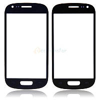 Стекло дисплея Samsung Galaxy S III Mini I8190 Black (для переклейки)