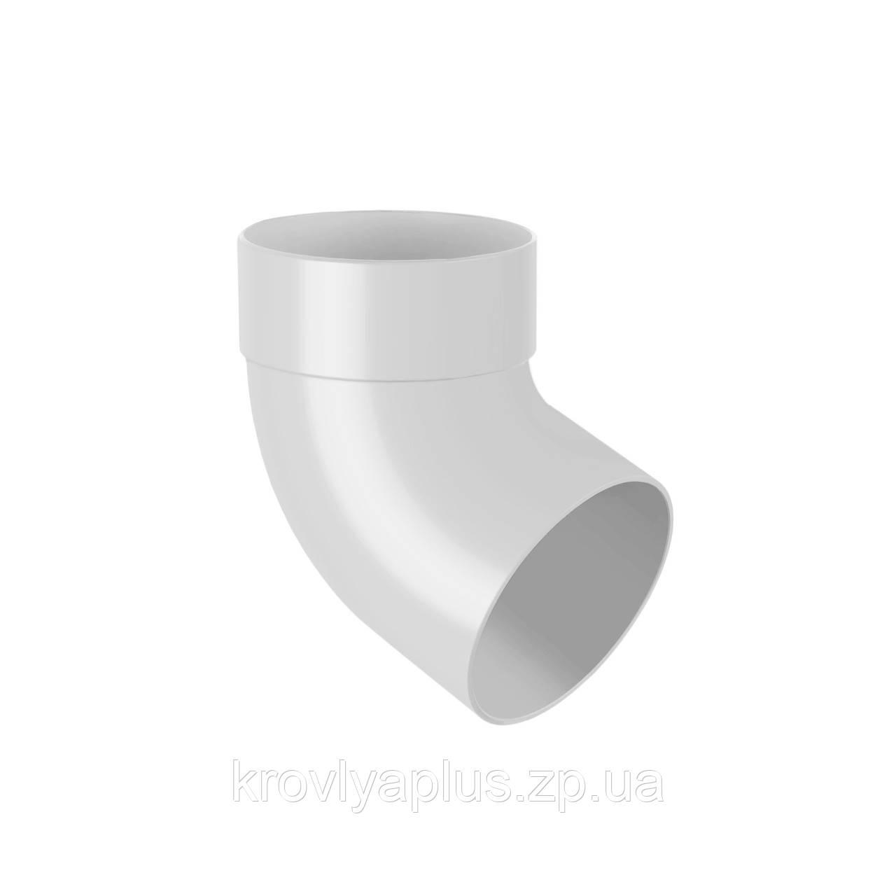 RАINWAY Колено трубы, отвод одномуфтовый 67°