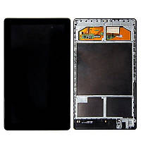 Дисплей Asus Google Nexus 7 complete with FRAME  (ME571K)  (2013) (K008)