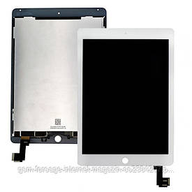 Дисплей iPad 6 / AIR 2  Complete with touch White Original