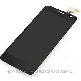 Дисплей Alcatel OT6012T complete Black
