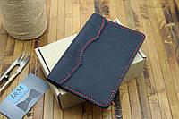 Кожаный бумажник с отделением для документов (281017)