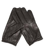 Защитные перчатки кожа+Aramid, black. Mil-tec, Германия.