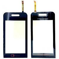 Тачскрин Samsung S5233 TV Black с самоклейкой