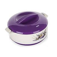 Пищевой термос 3,5 л lavender banquet 15th1335 (12)