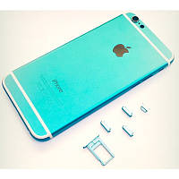 Крышка задняя iPhone 6  (4,7'') Blue Right