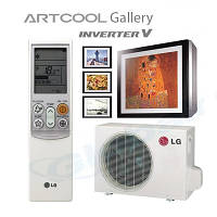 Кондиционер LG A09AW1 / A09AW1-U — серия ARTCOOL Gallery INVERTER V
