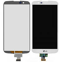 Дисплей LG K10 / K410 / K420 / K430 white complete