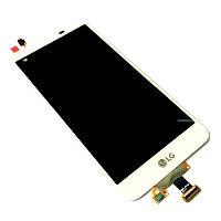 Дисплей LG K5 / X220 Dual Sim white complete