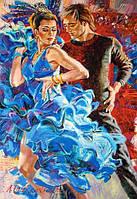 """Кастор пазлы 1000 """"Танец"""" 68*47см, С-103287"""