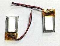 Аккумулятор универсальный 401222   1,2cm х 2,2cm   3,7v   60mAh