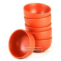 Пиала чайная исинская глина 6х35мл 9278