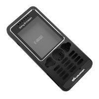 Корпус Korea H. Q. S. Ericsson W302 Black