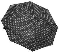 Женский стильный зонтик 3702 grey