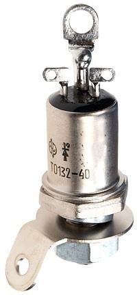 Тиристор ТО132-40-10