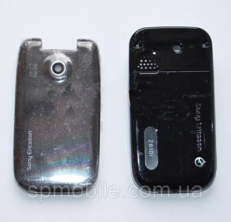 Корпус Korea H. Q. S. Ericsson Z610i Black