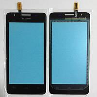 Сенсор Huawei Ascend G510 U8951 (Чорний)